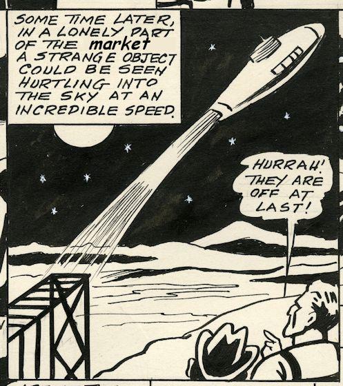 NAR rocket
