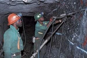 Platinum miners