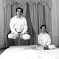 yogic flyers