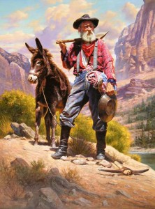 old prospector