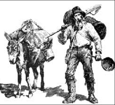 No country for old prospectors.
